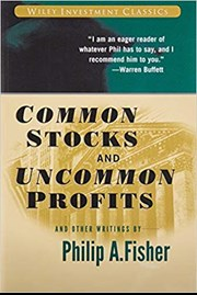 Common Stocks Book Cover