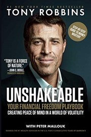 Unshakeable Book Cover