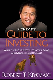 Rich dads guide to investing book cover