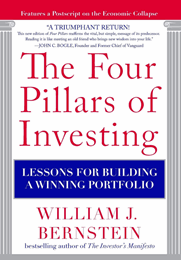 The four pillars to investing book cover